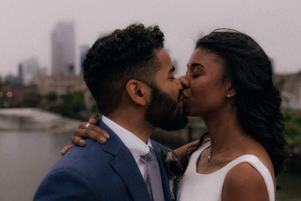Brooklyn wedding photography at 501 Union