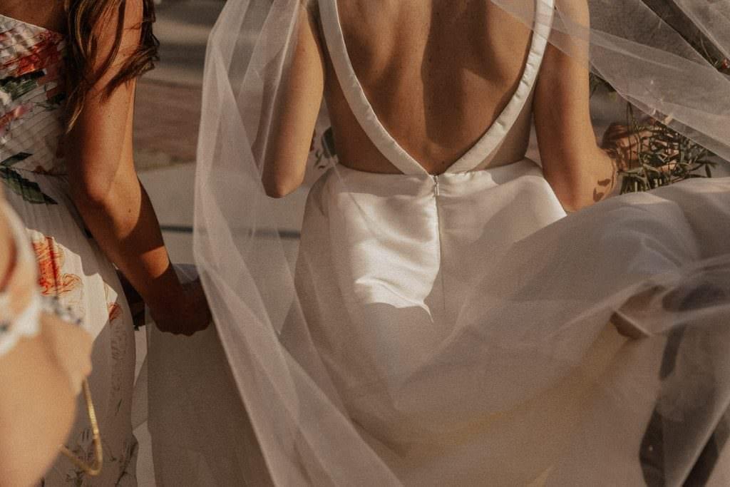 Courthouse wedding photography in Santa Barbara