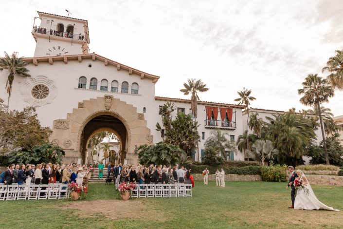 santa barbara wedding, santa barbara courthouse wedding, hailley howard, hailley howard photography, santa barbara photographer, @lovebyhailley, santa barbara wedding venue, wedding