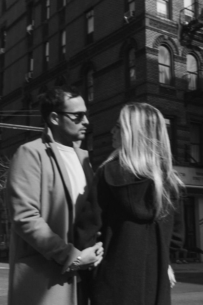 engaged, engaged couple, engaged couple shoot, Engagement, engagement photographer, engagement photography, engagement ring, Engagement shoot, Hailley Howard, Hailley Howard Photography, Hailley Howard Wedding Photography, Manhattan, new york, New York Engagement