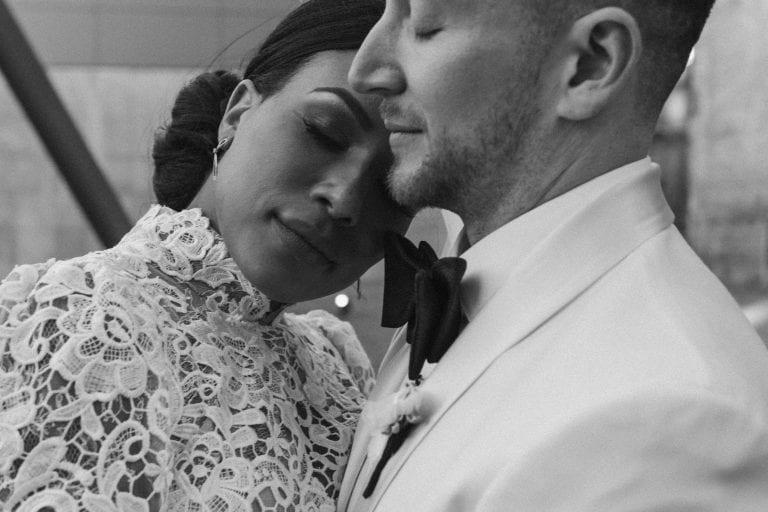 Manhattan wedding photography at The Glasshouses